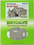 Metcalfe PO336 Settle & Carlisle Goods Shed